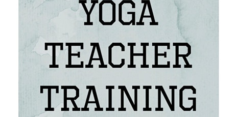 Yoga Teacher Training - ONLINE and LIVE  tickets