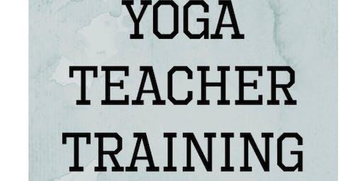 Yoga Teacher Training - ONLINE and LIVE