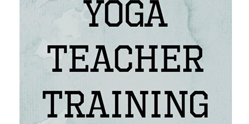 Yoga Teacher Training - ONLINE and LIVE