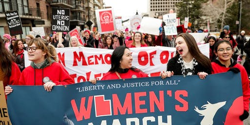 SLC Womxn's March Fundraising Event