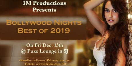 Bollywood Nights - Best of 2019 tickets
