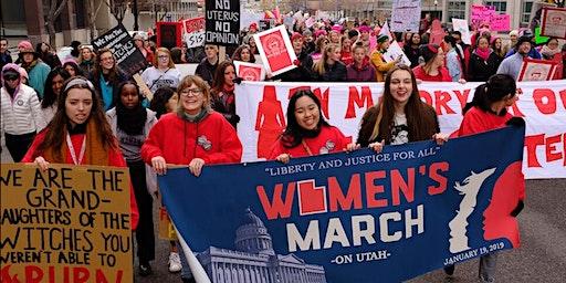 Salt Lake City Womxn's March 2020