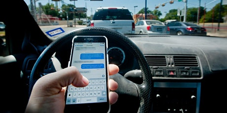 Texting and Driving PSA tickets