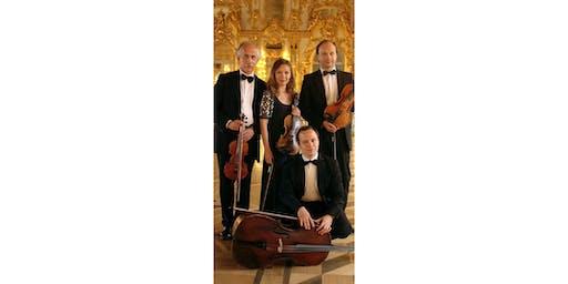 Beethoven Birthday Celebration with the Rimsky-Korsakov String Quartet