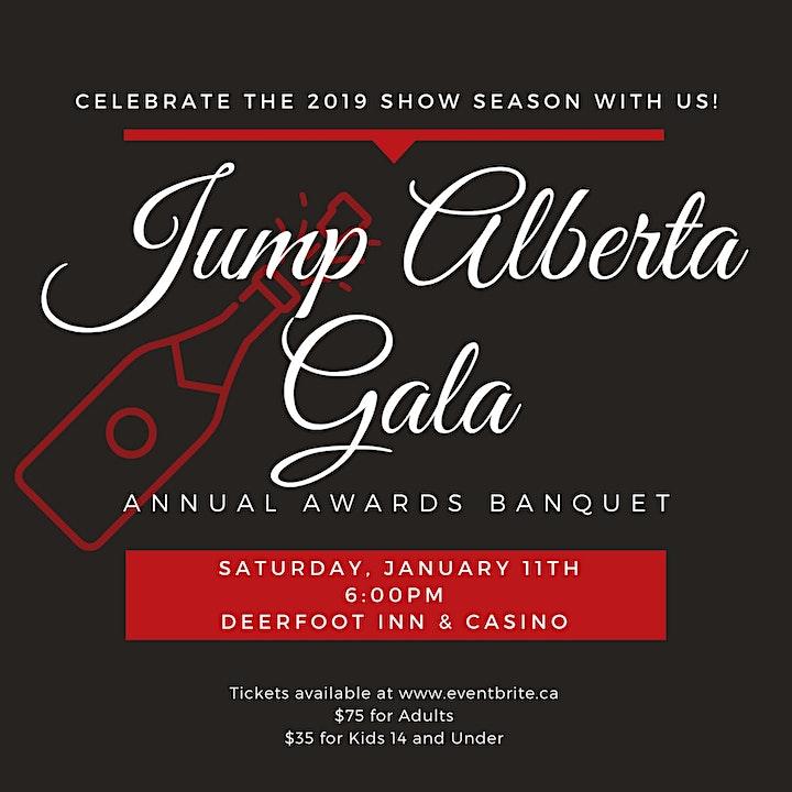 Jump Alberta Gala and Annual Awards Banquet image