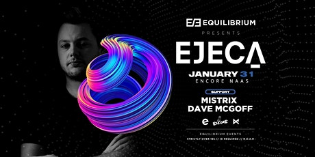 Equilibrium presents EJECA tickets