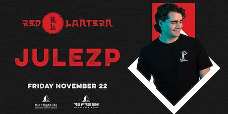 Mint: Refresh Fridays w/ JulezP [FREE with Harvard or Yale ID] tickets
