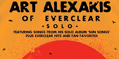 ART ALEXAKIS of Everclear (solo) with Andrew Winter tickets