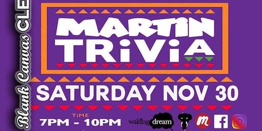 Martin Trivia Night