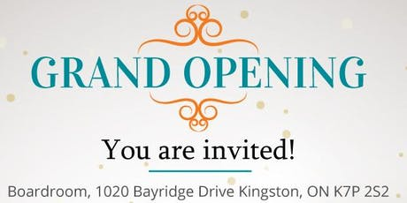 Right at Home Kingston Grand Opening tickets