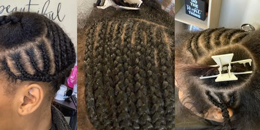 Sew Worth It Salon Masterclass-HANDS ON-BRAIDING ONLY