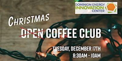 Open Coffee Club: Christmas Edition
