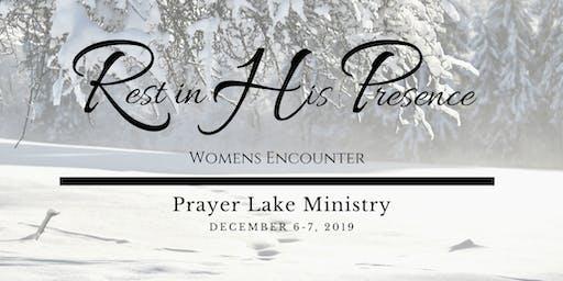 Womens Encounter December 6-7, 2019
