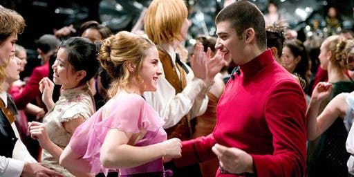 Murder at the Yule Ball