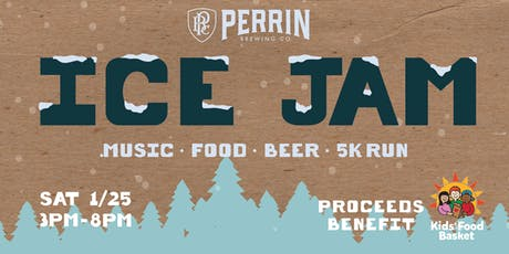 Perrin Brewing Ice Jam Winter Festival 2020 tickets