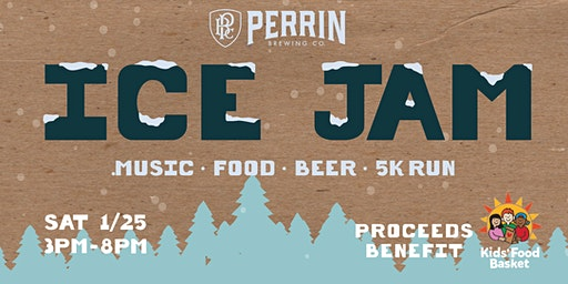 Perrin Brewing Ice Jam Winter Festival 2020