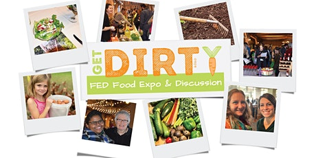 FED: Food Expo & Discussion tickets