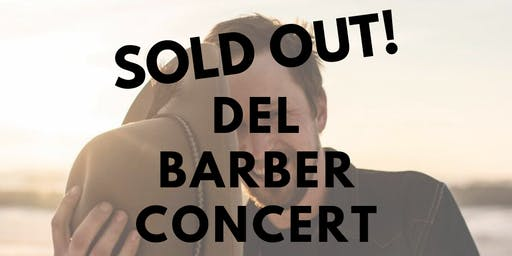 Del Barber Concert