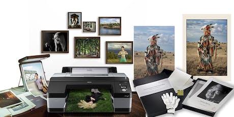 The Master Print with Natasha Calzatti - PAS tickets