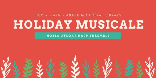 Holiday Musicale at Central Library