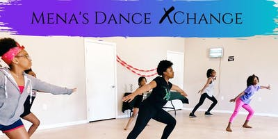 Youth Dance Company- Free Trial Class (ages 5-18)- Mena's Dance Xchange