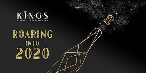 Roaring into 2020 at Kings  Dedham!