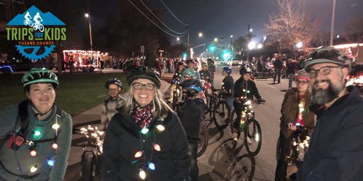 Ride with TFK in the Exeter Christmas Parade