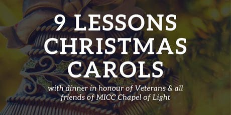 Nine Lessons & Christmas Carols tickets