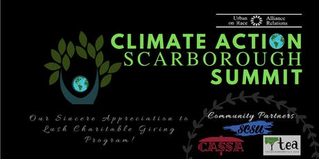 Climate Action Scarborough Summit tickets