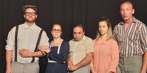 Peça Teatral Curto Arte! Natal na Colônia – Sapiranga/RS