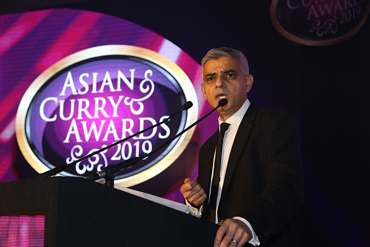 Best Middle Eastern Restaurant Award - Celebration Night image