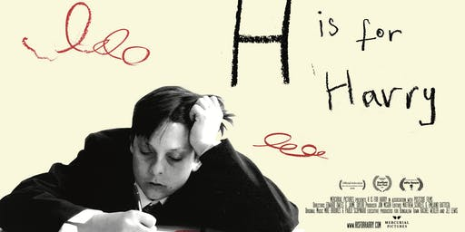 """*FREE FILM* - """"H is for Harry"""" (12a) at the Folk Hall"""