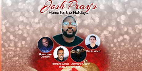 Comedian Josh Pray's Home For Holidays Live In Naples, FL Off the hook comedy club tickets