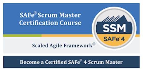 SAFe® 4.6 Scrum Master with SSM Certification Nashville,TN tickets