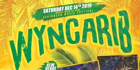 THIS SATURDAY! WYNCARIB | NEW VENUE | SAT DEC 14th | SOUND BITES tickets