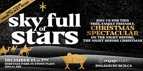 Sky Full of Stars - The Night Before, The Night Before Christmas tickets