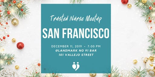 Trusted Meetup: San Francisco Holiday Party