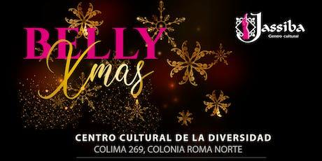 ¡Belly Christmas! boletos