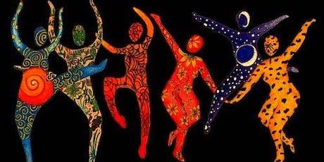Trauma Healing Dance and Art Workshop tickets