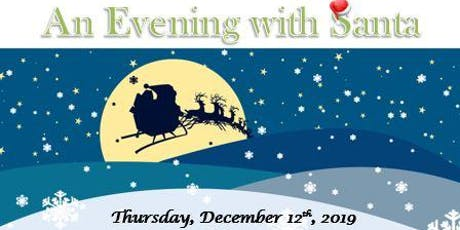 An Evening with Santa tickets