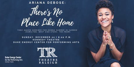 Ariana DeBose: There's No Place Like Home Meet and Greet tickets