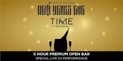 TIME Nightclub New Years Eve 2020 Party