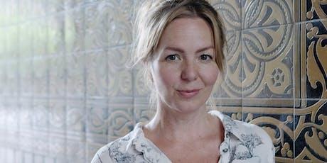 Meet the Author: Crime fiction writer Simone Buchholz tickets
