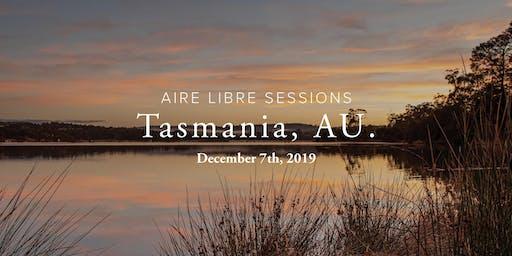 Aire Libre sessions: Tasmania, AU.