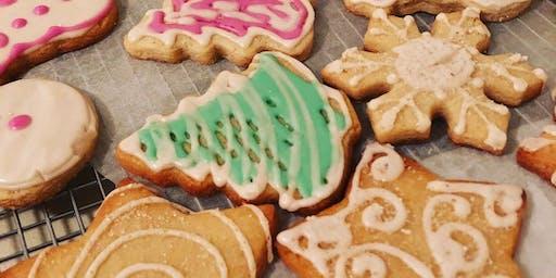Vegan Christmas Cookie Class!