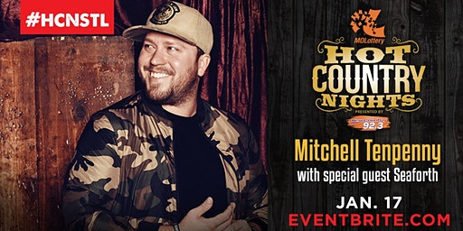 Hot Country Nights: Mitchell Tenpenny
