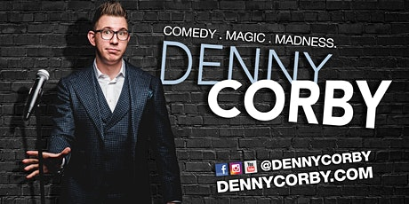 As Seen on FOOL US! Denny Corby! tickets
