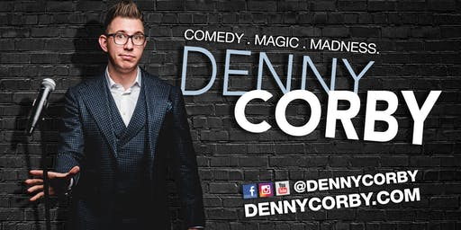 As Seen on FOOL US! Denny Corby!