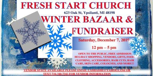 FSC Winter Bazaar & Fundraiser Saturday, December 7, 2019  (12 pm - 5 pm)