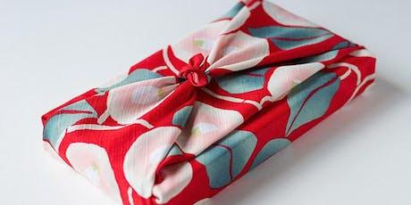 Furoshiki Workshop: Japanese Fabric Gift Wrapping tickets